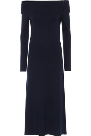 GABRIELA HEARST Exclusive to Mytheresa – Judy wool-blend dress