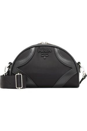Prada Bowling nylon shoulder bag
