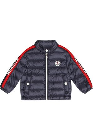 Moncler Baby Aceton quilted down jacket