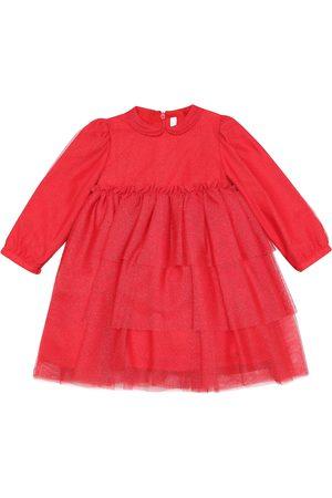 Il gufo Kjoler - Baby tulle dress