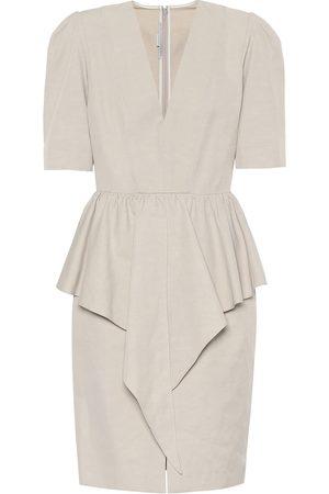 Stella McCartney Peplum midi dress