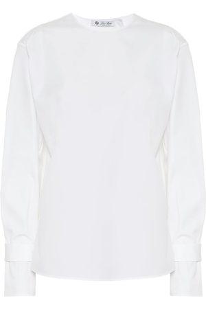 Loro Piana Maudie cotton top