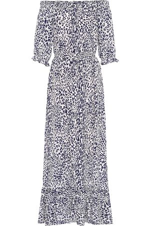 Baum und Pferdgarten Exclusive to Mytheresa – Abril leopard-print midi dress