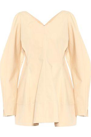 Jil Sander Cotton blouse