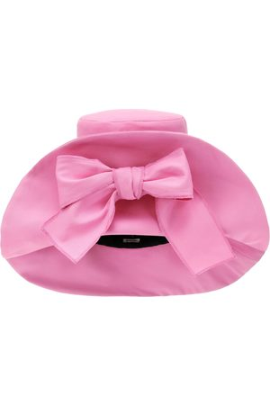 Miu Miu Cotton canvas hat