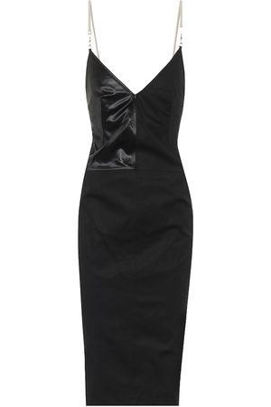 Rick Owens Maillot cotton slip dress