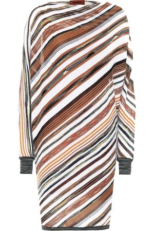 Missoni Striped midi dress
