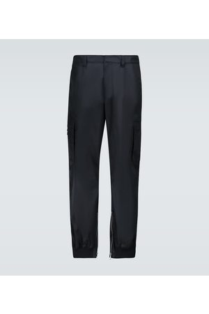 Prada Nylon trackpants