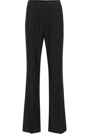 PETAR PETROV Haley high-rise flared pants