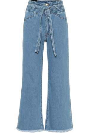 J Brand Sukey high-rise wide-leg jeans