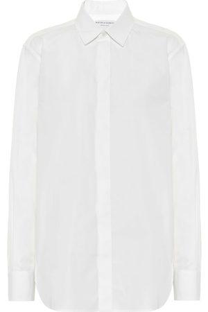 Bottega Veneta Cotton-poplin shirt