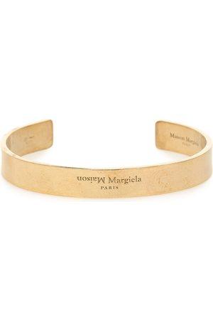 Maison Margiela Engraved bangle