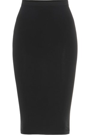 Wolford Fatal stretch-jersey bodycon skirt