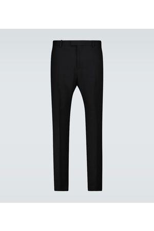 Bottega Veneta Slim-fit flared formal pants