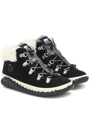 sorel Youth Out N About Conquest suede boots
