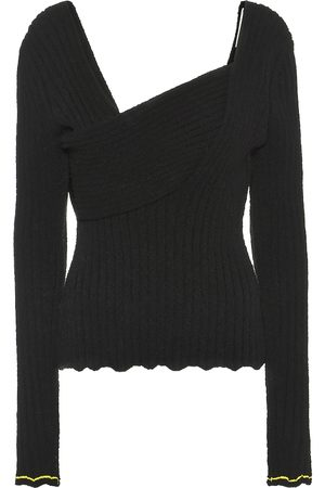 Bottega Veneta Cotton-blend bouclé sweater