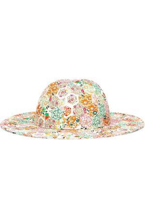 BONPOINT Brise floral cotton bucket hat