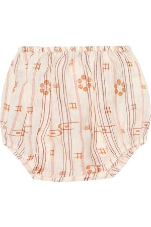 Caramel Baby Richmond linen bloomers