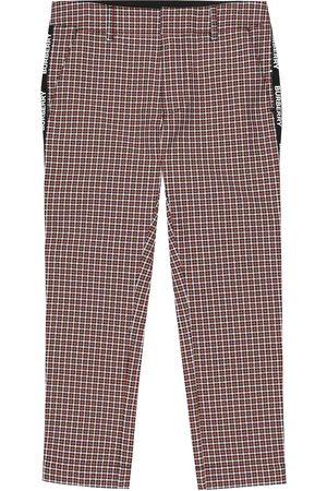 Burberry Check pants