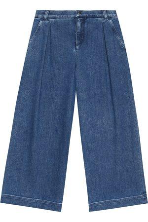 Loro Piana Roberta wide-leg jeans