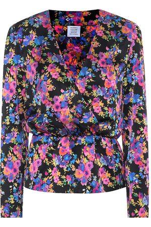 Vetements Floral blouse