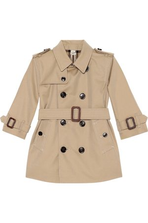 Burberry Baby Cotton trench coat