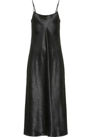 Vince Satin slip dress