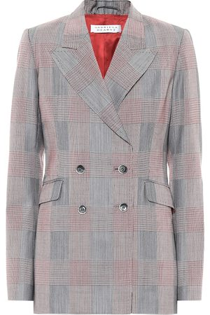 GABRIELA HEARST Exclusive to Mytheresa – Angela checked wool blazer