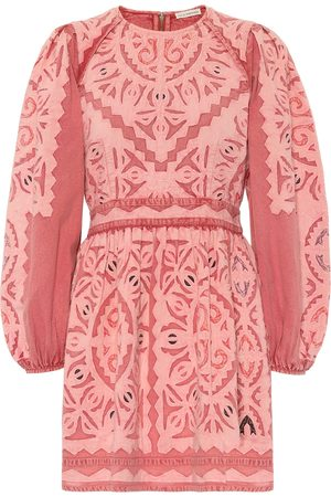 ULLA JOHNSON Omaira cotton dress