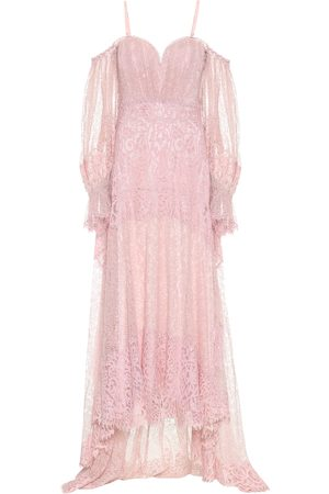 JONATHAN SIMKHAI Exclusive to Mytheresa – Floral-lace maxi dress