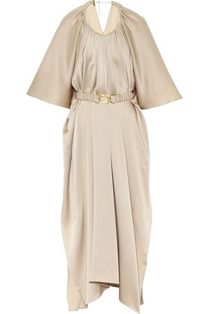 DODO BAR OR Satin dress