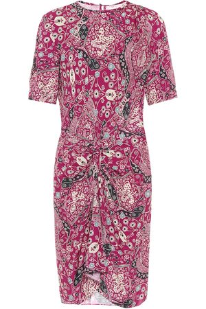 Isabel Marant Bardeny floral dress
