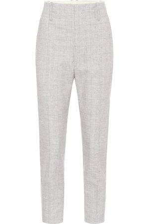 Isabel Marant Noah wool-blend pants