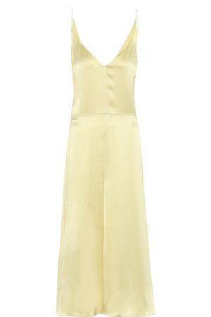 Joseph Delphia silk-satin slip dress