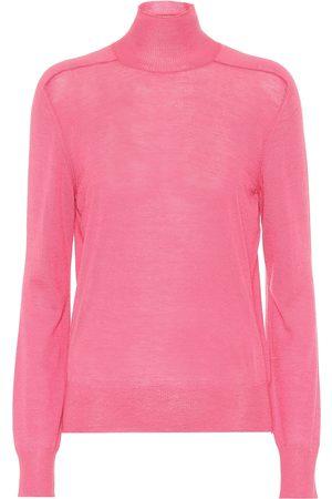 Bottega Veneta High-neck cashmere sweater
