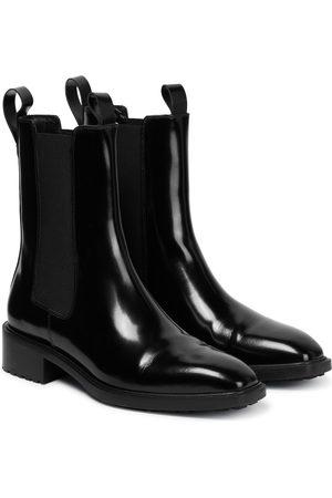Aeydē Simone leather Chelsea boots