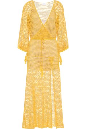 ANNA KOSTUROVA Stevie cotton maxi dress