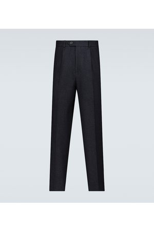 Éditions M.R Nathan cropped wool pants