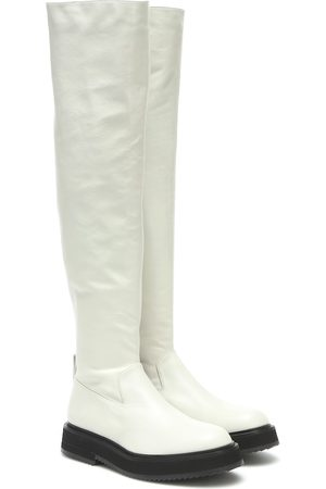 Joseph Leather over-the knee boots