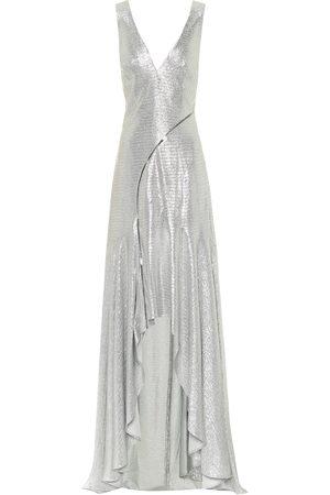 GALVAN Relevé gown