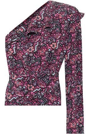 Pink CARINA TOP  Isabel Marant Étoile  Festtopper - Dameklær er billig