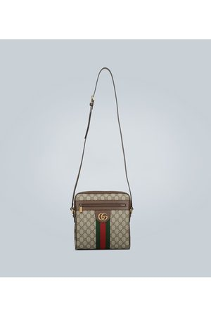 Gucci Ophidia GG canvas messenger bag