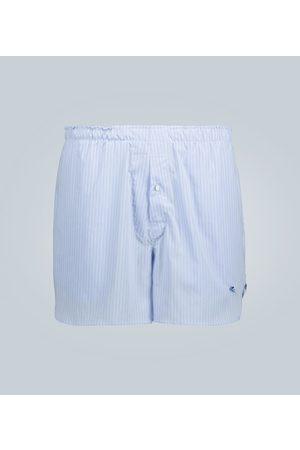 Etro Striped boxer shorts