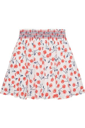 BONPOINT Noumea printed cotton skirt