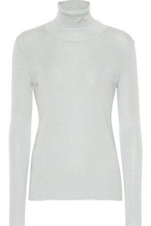 Prada Cashmere and silk turtleneck sweater