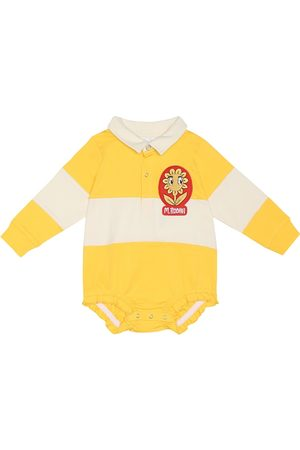 Mini Rodini Baby Rugby cotton bodysuit