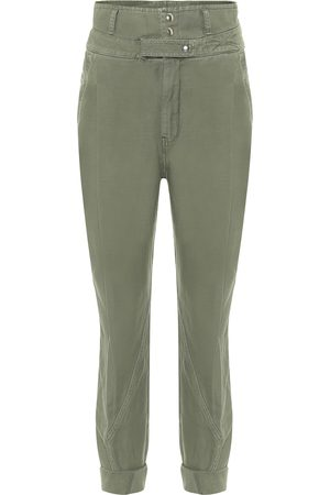 Frame Twisted cotton pants