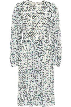 Isabel Marant Eulie printed midi dress