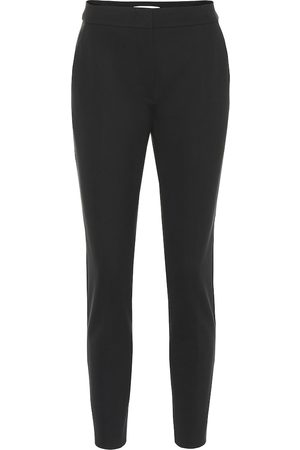 Max Mara Pegno stretch-jersey slim pants