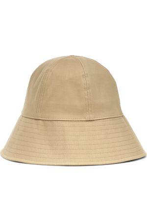 Jil Sander Cotton bucket hat